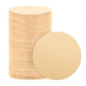 "Paper Coffee Filters, Eusoar 400 Count 2.5"" Diameter"