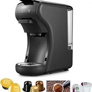 HiBREW 4-in-1 Multi-Function Espresso Dolce Gusto