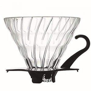 Glass Coffee Dripper Hario V60