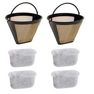 Podoy Gold Coffee Filter for Compatible