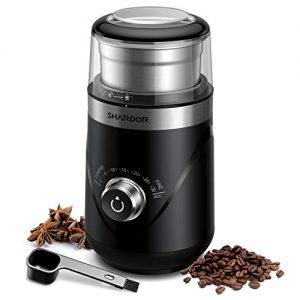 SHARDOR Adjustable Coffee Grinder Electric