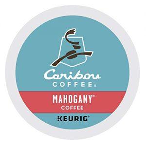 Keurig K-Cups Caribou Coffee Mahogany