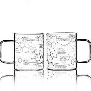 Greenline Goods Glass Coffee Mug