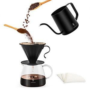 Soulhand Pour Over Coffee Maker Set