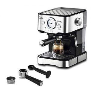 Espresso Machines 15 Bar with Adjustable Milk Frother