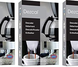 Coffee and Espresso Descaler and Cleaner