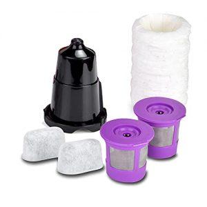 Delibru Reusabe K Cups for Keurig Mini Bundle Pack