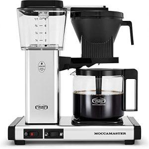 Moccamaster KBGV Select 10-Cup Coffee Maker