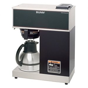 BUNN 12-Cup Pourover Thermal Carafe Coffee Brewer