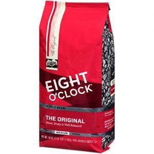 Eight O'Clock Coffee The Original, Medium Roast