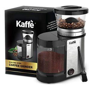 Electric Burr Coffee Grinder Kaffe