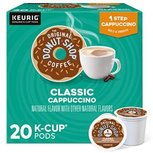 The Original Donut Shop One-Step Classic Cappuccino