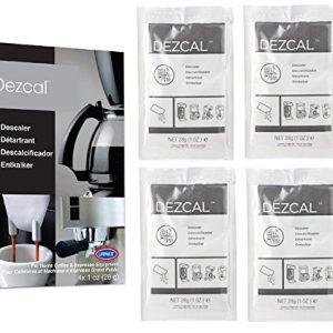 Dezcal Coffee and Espresso Descaler and Cleaner