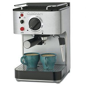 Cuisinart 1.66 Quart Stainless Steel Espresso Maker