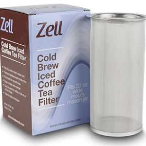 Iced Coffee & Tea Maker Infuser for Mason Jars