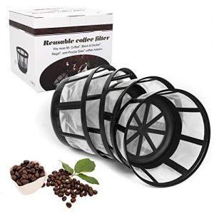 FIFOKICHO Reusable 8-12 Cup Basket Coffee Filter