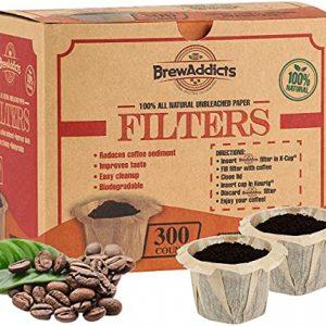 K-Cup Filters Paper Coffee Filters for Keurig