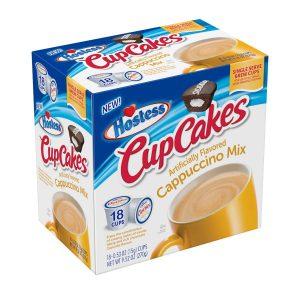 Flavored Cappuccino Single Serve Cups