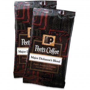 Dark Roast Ground Coffee Major Dickason's Blend