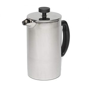 French Press Coffee Tea Maker Double Wall