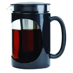 Cold Brew Iced Coffee Maker Glass Carafe