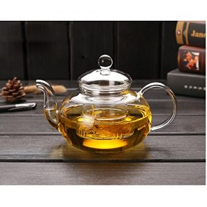 Teapot With Strainer For Loose Tea 1000ML
